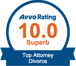 Avvo Top Attorney Divorce